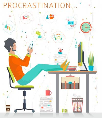 Strukturierte Prokrastination